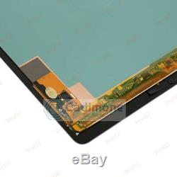 Pour Samsung Galaxy Tab S 10.5 SM-T800 LCD Display Touch Screen Assembly BT02