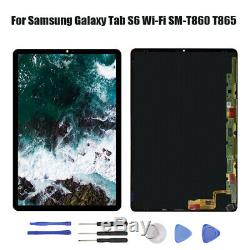 Pour Samsung Galaxy Tab S6 Wi-Fi T860 T865 10.5 in LCD Display Touch Screen H2FR