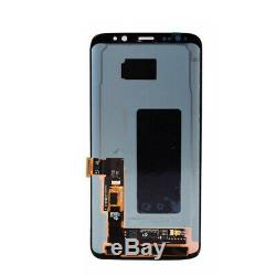 Pour Samsung S8 Plus S8+ LCD Display Touch Screen Digitizer Assembly With Tools