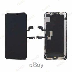 Pour iPhone OLED X XR XS Max LCD Display Touch Screen Digitizer Replace Lot BT02