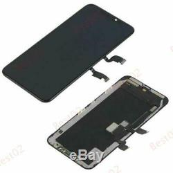 Pour iPhone XS MAX 6.5 LCD Display Touch Screen Digitizer Assembly Replace BT2