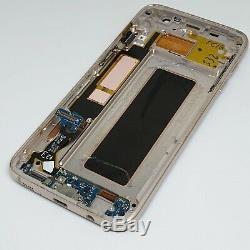 Samsung Galaxy S7 Edge Blue LCD Display+Touch Screen Digitizer G935f