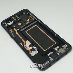 Samsung Galaxy S9 Black LCD Display+Touch Screen Digitizer G960