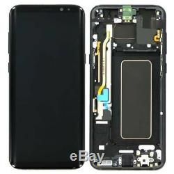 Samsung Galaxy S9 plus Black LCD Display+Touch Screen Digitizer G965