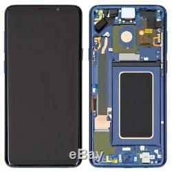 Samsung Galaxy S9 plus Blue LCD Display+Touch Screen Digitizer G965