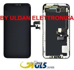Touch Screen + LCD Display + Frame For Apple Iphone X Black Screen Glass