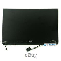 Véritable Dell XPS 13 9343 9350 Qhd + 3200x1800 Touch Écran LCD Charnières WT5X0