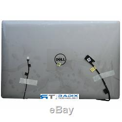 X4G28 Dell XPS 9550 9560 Precision 5510 5520 UHD 3840x2160 LCD Touch Écran Neuf